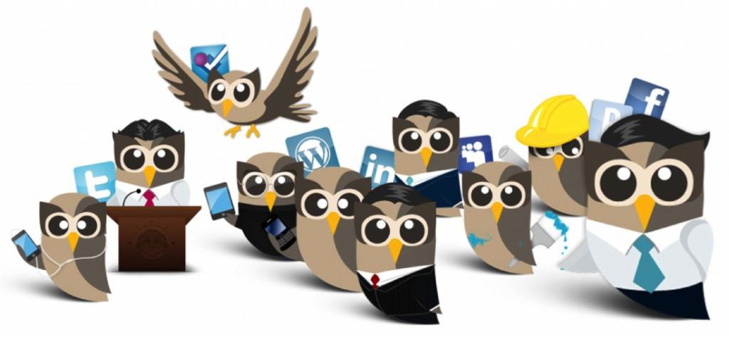 Social Media, Hootsuite