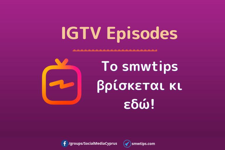 IGTV Episodes
